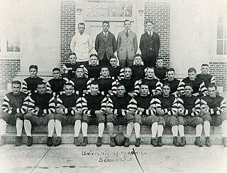 1920 Alabama Crimson Tide football team American college football season