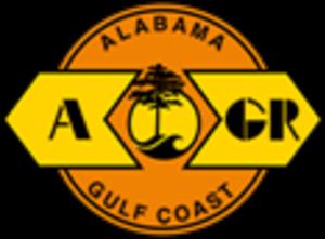 Alabama and Gulf Coast Railway - Image: Alabama Gulf Coast Railway logo