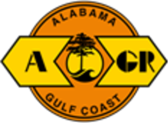 Alabama and Gulf Coast Railway - Image: Alabama Gulf Coast Railway logo