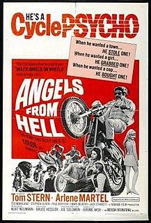 <i>Angels from Hell</i> 1968 film by Bruce Kessler