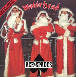 Ace of Spades (song) - Image: Ao S Christmas