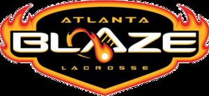 Atlanta Blaze - Image: Atlanta Blaze