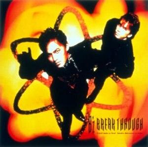Break Through (album) - Image: B'z BT