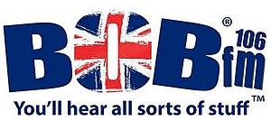 BOB fm (Hertfordshire) - Image: BOB fm Hertfordshire & Homecounties logo 2014