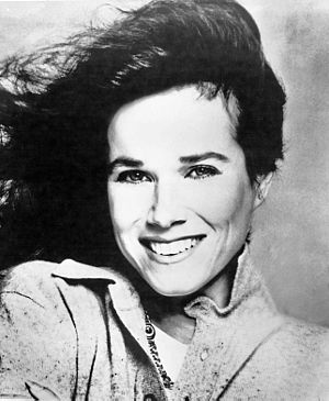 Barbara Hershey - Barbara Hershey in a publicity still from 1981