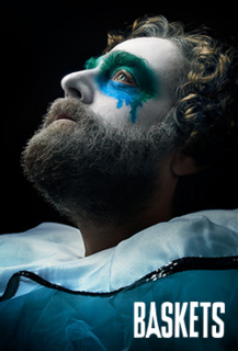 <i>Baskets</i> (TV series) American television comedy series