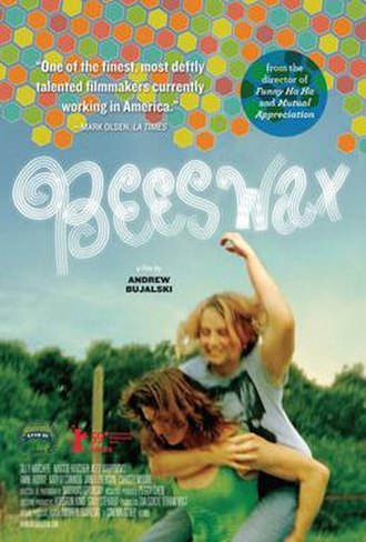 Beeswax (film) - Promotional film poster