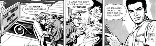 ben comic strip