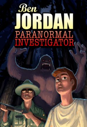 Ben Jordan: Paranormal Investigator - Cover art for Ben Jordan: Paranormal Investigator