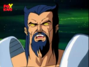Beyonder - The Beyonder in Spider-Man: The Animated Series.