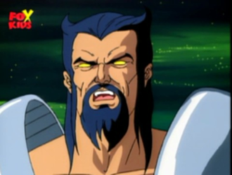 Beyonder - The Beyonder in Spider-Man: The Animated Series.
