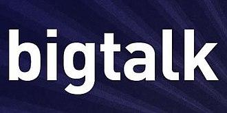 Big Talk Productions - Image: Bigtalk logo