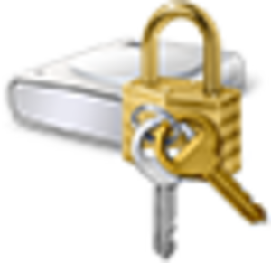 BitLocker - Image: Bit Locker icon
