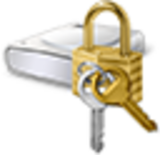 BitLocker - Image: Bit Locker icon