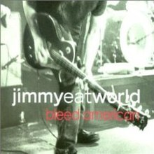 Bleed American (Jimmy Eat World single - cover art, US edition).jpg