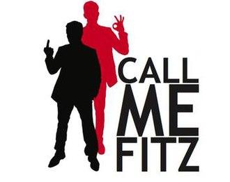 Call Me Fitz - Image: Call Me Fitz Logo 2