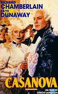 <i>Casanova</i> (1987 film) 1987 film directed by Simon Langton