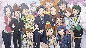 The Idolmaster - Cast of The Idolmaster