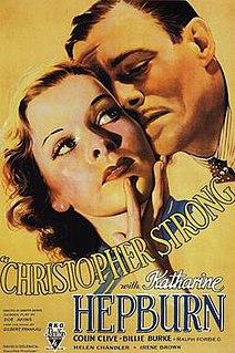 <i>Christopher Strong</i> 1933 film
