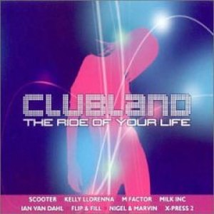 Clubland (compilation series) - Image: Clubland cover