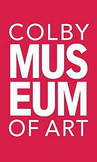 Colby College Museum of Art Art museum in Maine, United States