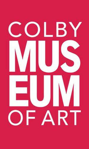 Colby College Museum of Art - Image: Colby Museum Of Art Logo