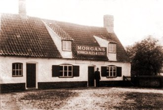 Colkirk - The Starre Pub in the 1920s