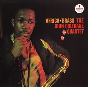 Africa/Brass - Image: Coltrane Africa Brass Cover