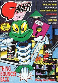 Cover of Issue #26 (5/1987)