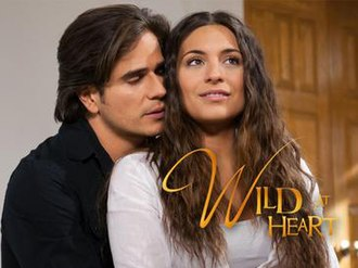 Wild at Heart (Mexican TV series) - Image: Corazón indomable Televisa