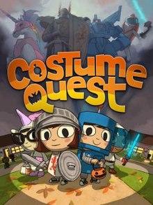 Costume Quest - Wikipedia