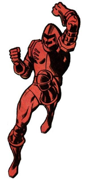 Crimson Dynamo - Image: Crimson Dynamo 002