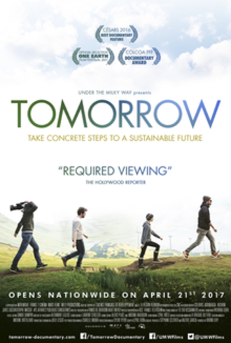 Tomorrow (2015 film) - Theatrical release poster