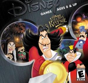 Disney's Villains' Revenge - 250 px