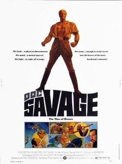 <i>Doc Savage: The Man of Bronze</i>