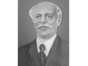 Domingos Olímpio - A photograph depicting Olímpio