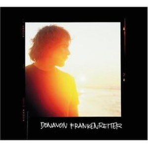 Donavon Frankenreiter (album) - Image: Donavon Frankenreiter (Cover)