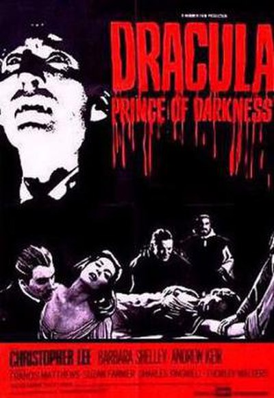 Picture of a movie: Dracula: Prince Of Darkness