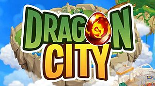 <i>Dragon City</i> social network game