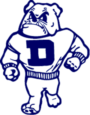 1968–69 Drake Bulldogs men's basketball team - Image: Drake Bulldogold