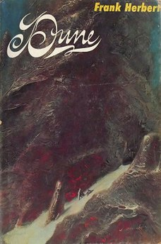 <i>Dune</i> (novel) 1965 science fiction novel by Frank Herbert