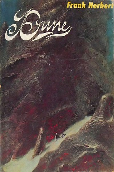 Picture of a book: Dune