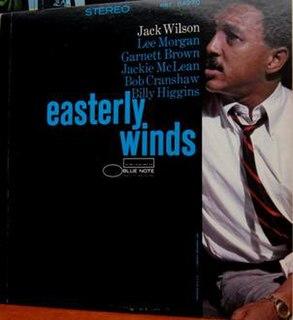 <i>Easterly Winds</i> 1968 studio album by Jack Wilson