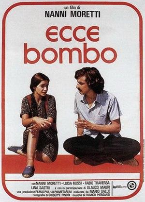 Ecce bombo - Image: Ecce bombo p