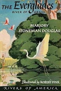 <i>The Everglades: River of Grass</i> book by Marjory Stoneman Douglas