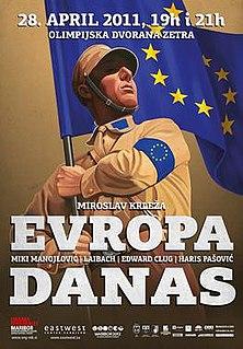<i>Europe Today</i> (play)