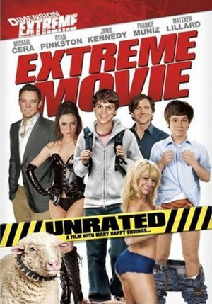 Extreme Movie - DVD cover