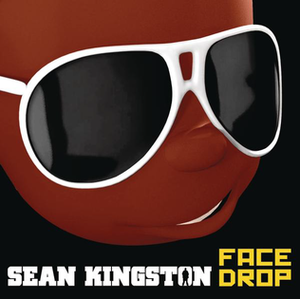 Face Drop - Image: Face Drop (Official Single Cover)