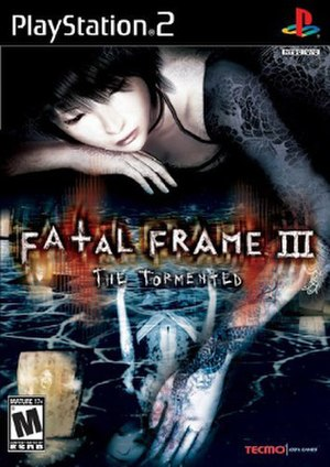 Fatal Frame III: The Tormented - Image: Fatal Frame 3Box