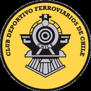 Club Deportivo Ferroviarios - Image: Ferroviarios de chile